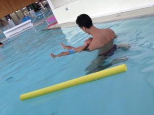 Apprentissage de la natation dès les premier âge