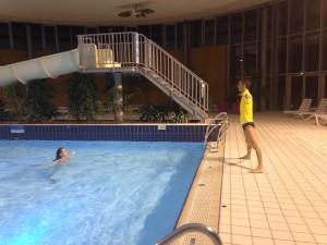 Aqua Fitness - Jambes & Épaules