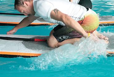 Activités Aquatiques - Aqua Stand-Up - La rame